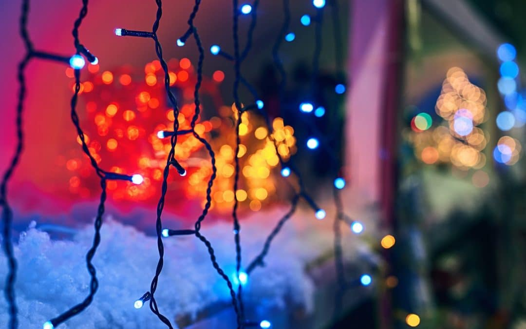 Stay Lit: 8 Rules for Christmas Light Safety