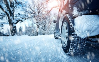 Protect Your Car from Wintry Weather