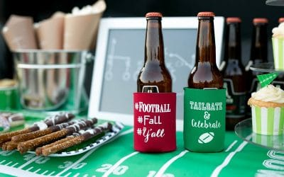4 Ideas for the Perfect Backyard Tailgate Party