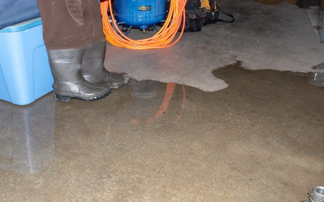 How to Fix a Flooded Basement