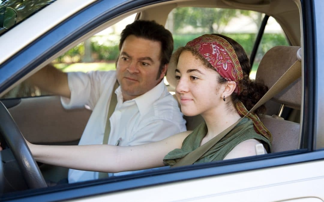 Driving Lesson Tips for Parents
