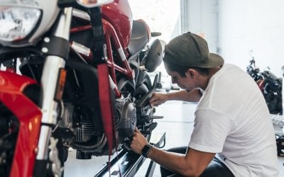 How to Correctly Conduct Spring Motorcycle Maintenance